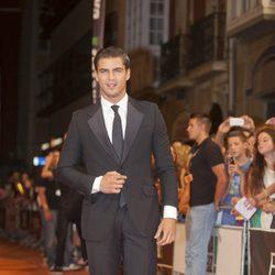 Maxi Iglesias en el estreno de 'Galerías Velvet' en el FesTVal de Vitoria 2013