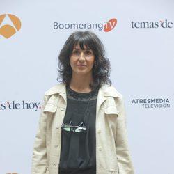 Elvira Mínguez en la presentación de 'El Tiempo entre Costuras' en el FesTVal de Vitoria 2013