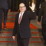 Alberto de Mónaco en la gala inaugural del 125 congreso del COI en Buenos Aires