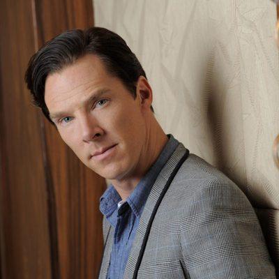 Posado de Benedict Cumberbatch en el Festival Internacional de Cine de Toronto 2013