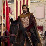 Fernando el Católico (Rodolfo Sancho) en la segunda temporada de 'Isabel'