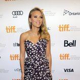 Scarlet Johansson en el estreno de 'Under the Skin' en el Festival Internacional de Cine de Toronto 2013