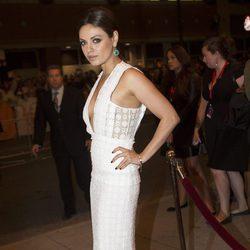 Mila Kunis en el estreno de 'The Third Person' en el Festival Internacional de Cine de Toronto 2013