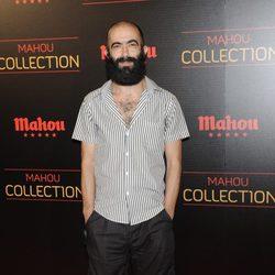 Carlos Díez en la Mahou Collection