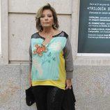 María Teresa Campos en el concierto de 'Mi gran noche' de Raphael en Madrid
