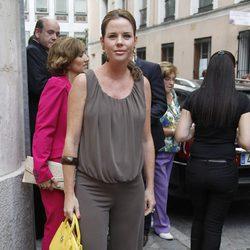 Amelia Bono en el concierto de 'Mi gran noche' de Raphael en Madrid