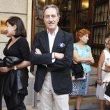 Roberto Torretta en el concierto 'Mi gran noche' de Raphael en Madrid