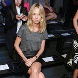 Elin Kling en el desfile primavera/verano 2014 de Rodarte en la Semana de la Moda de Nueva York