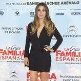 Blanca Suárez en el estreno de 'La Gran Familia Española'