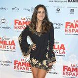 Macarena García el estreno de 'La Gran Familia Española'