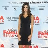 Clara Lago en el estreno de 'La Gran Familia Española'