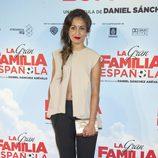 Hiba Abouk en el estreno de 'La Gran Familia Española'