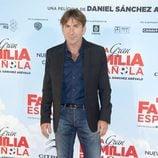 Antonio de la Torre en el estreno de 'La Gran Familia Española'