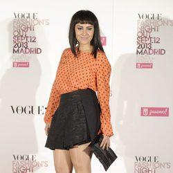 Alba García en la Vogue Fahion's Night Out 203