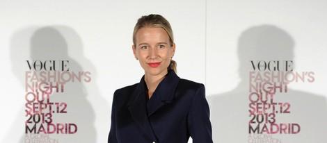 María León en la Vogue Fashion's Night Out 2013