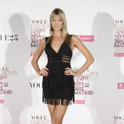 Cristina Tosio en la Vogue Fashion's Night Out 2013