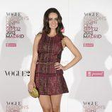 Alicia Sanz en la Vogue Fashion's Night Out 2013