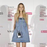 Laura Hayden en la Vogue Fashion's Night Out 2013