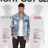 José Lamuño en la Vogue Fashion's Night Out 2013