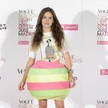 Cósima Ramírez en la Vogue Fashion's Night Out 2013