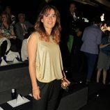 Anna Allen en el desfile primavera/verano 2014 de Ana Lockin en Madrid Fashion Week
