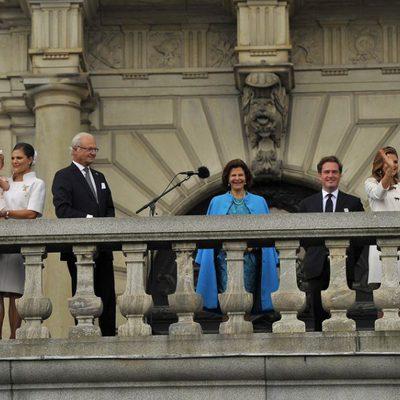 La Familia Real Sueca celebra el Jubileo del Rey Carlos Gustavo de Suecia