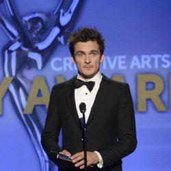 Rupert Friend en los Emmy Creativos 2013