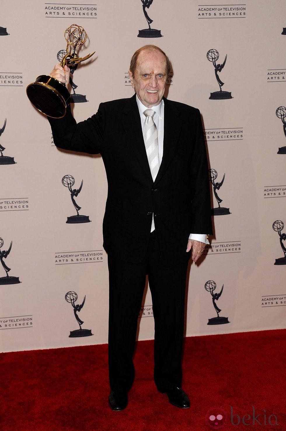 Bob Newhart en los Emmy Creativos 2013