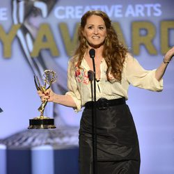 Melissa Leo en los Emmy Creativos 2013