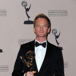 Neil Patrick Harris en los Emmy Creativos 2013