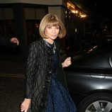 Anna Wintour en la fiesta organizada por la revista AnOther en Londres