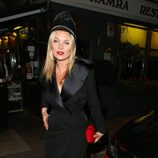 Kate Moss en la fiesta organizada por la revista AnOther en Londres