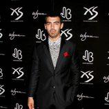 Joe Jonas en la fiesta del 21 cumpleaños de Nick Jonas en Las Vegas