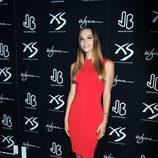 Blanda Eggenschwiler en la fiesta del 21 cumpleaños de Nick Jonas en Las Vegas