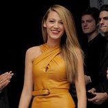 Blake Lively en la Milan Fashion Week primavera/verano 2014