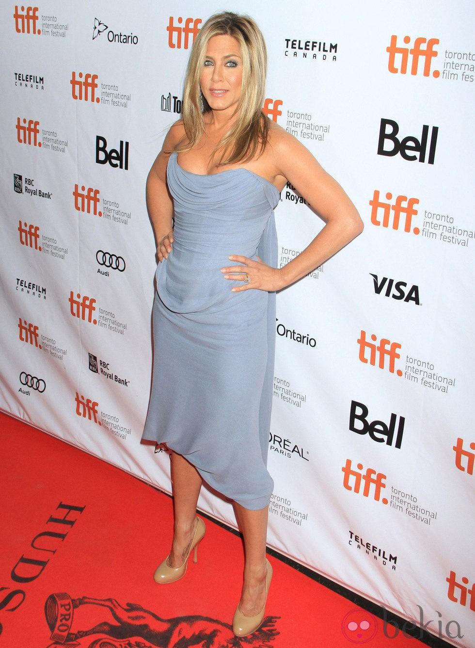 Jennifer Aniston en el Festival de Toronto 2013