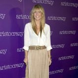 Raquel Meroño en una fiesta organizada por Aristocrazy en Madrid