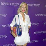 Carmen Lomana en una fiesta organizada por Aristocrazy en Madrid