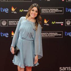 Adriana Ugarte en la gala de apertura del Festival de San Sebastián 2013