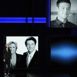 Homenaje póstumo a Cory Monteith en los Premios Emmy 2013
