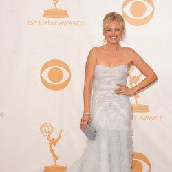 Malin Akerman en la alfombra roja de los Emmy 2013