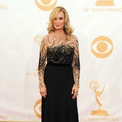 Jessica Lange en la alfombra roja de los Emmy 2013