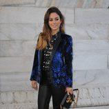 Blanca Suárez en la Semana de la Moda de Milán 2013