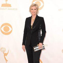 Jane Lynch en la alfombra roja de los Emmy 2013