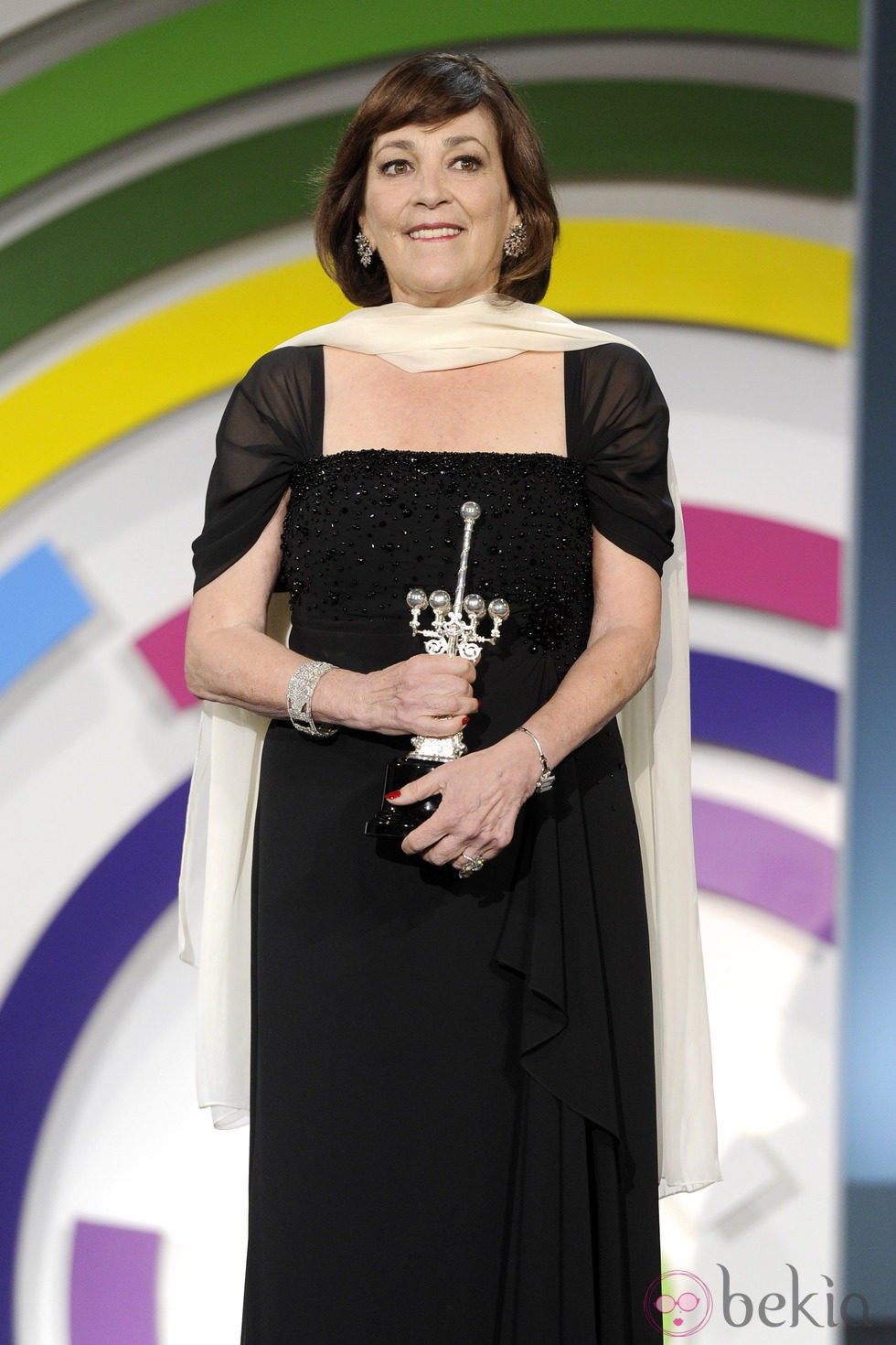 Carmen Maura recoge el Premio Donostia 2013