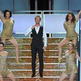 Neil Patrick Harris bailando en la gala de los Premios Emmy 2013