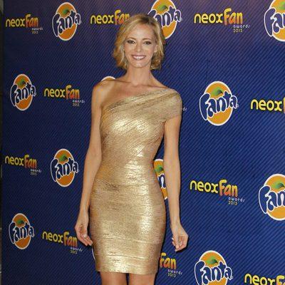 Paula Vázquez en los Neox Fan Awards 2013