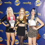 Sweet California en los Neox Fan Awards 2013