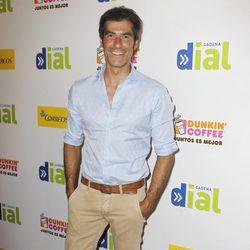 Jorge Fernández en la presentación de la nueva temporada de Cadena Dial