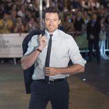 Hugh Jackman llega a San Sebastián para recibir el Premio Donostia 2013